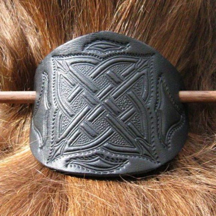 Haarspeld Keltisch Groot