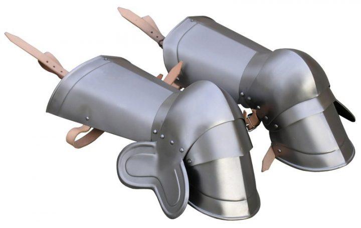 Paar Kniebuckeln hvbis-6204