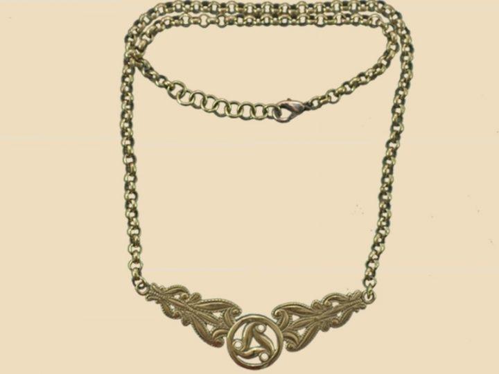 Keltische Ketting Brons