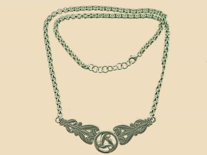 Keltischer Kette Silber