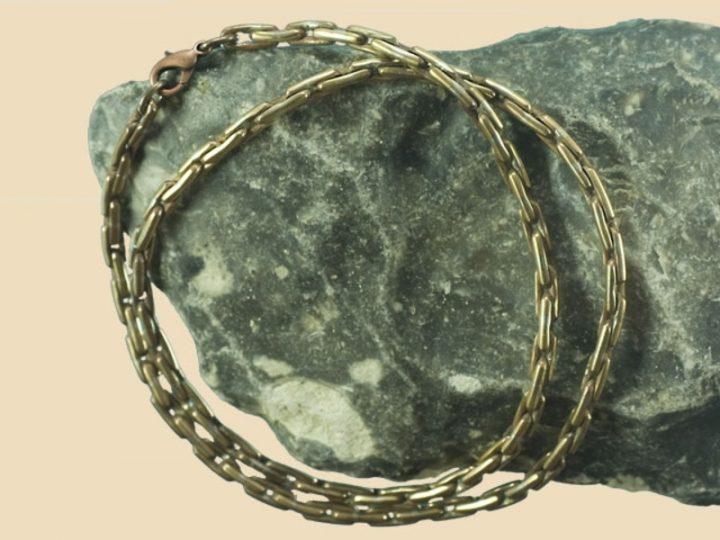 Viking Ketting Brons 60 cm