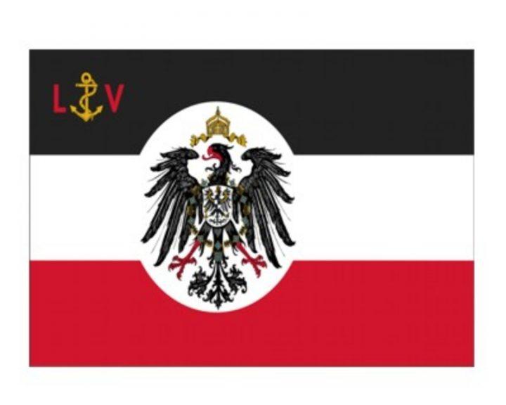 Historische Duitse Vlag FP-2564