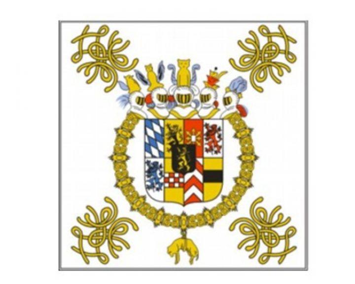 Historische Kurprinz Dusseldorf Vlag FP-1947
