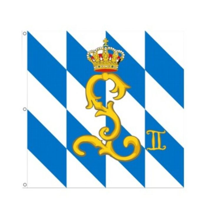Koning Ludwig Vlag FP-2340