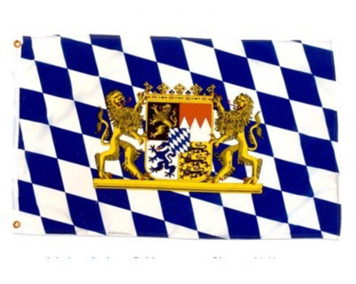 Leeuwenwapen van Beieren FP-1818