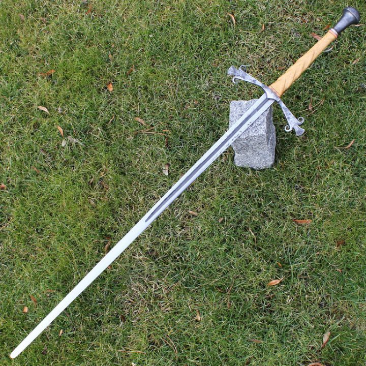 Mittelalter Anderthalbhänder Schaukampf Schwert Klasse B