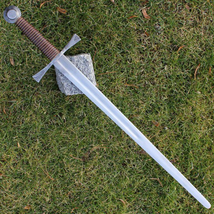 Mittelalter Einhander Bogenschutzen Schaukampf Schwert 14-15Jh. Klasse B