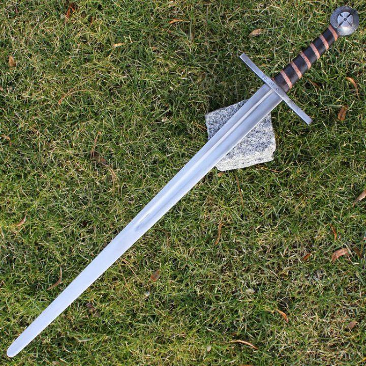 1 hand Boogschutters zwaard 14e - 15e eeuws