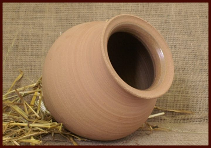13e eeuwse pot DHBM-1974117100
