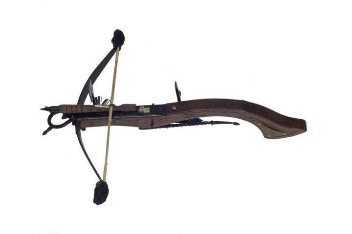 Mittelalter Armbrust deko
