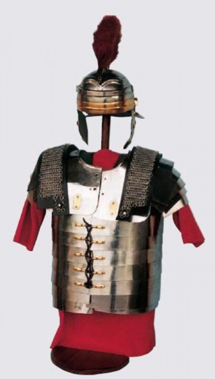 Römische Offiziersrüstung HSD-85365