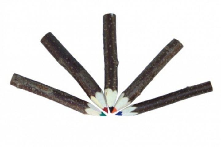 Berkenhouten Kleurpotloden HSD-10000