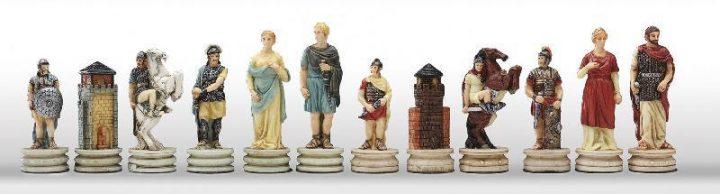 Grieken tegen Romeinen Schaakstukken IF-R68122