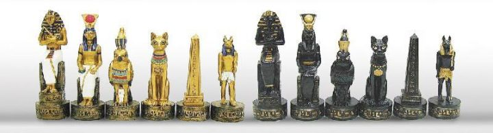 Egypte Schaakfiguren IF-R70966