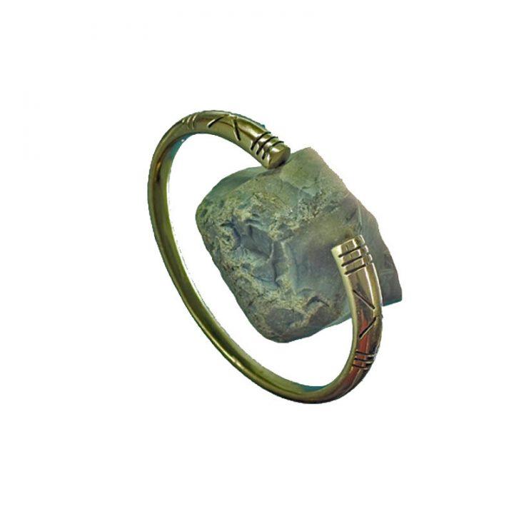Germaanse Armband Replica Brons