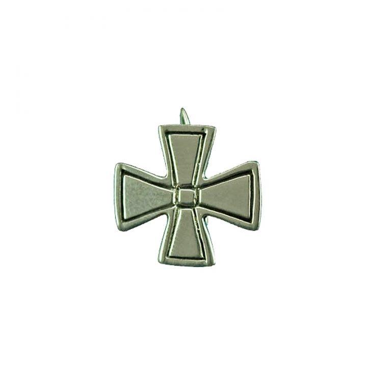 Allemaanse Kruis Fibula Zilver