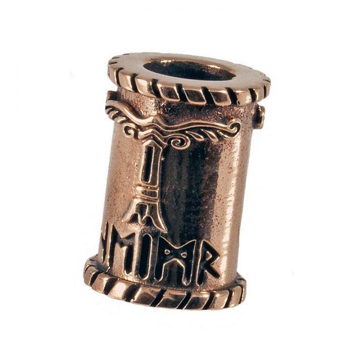 Baardkraal Viking Irmunsel Brons