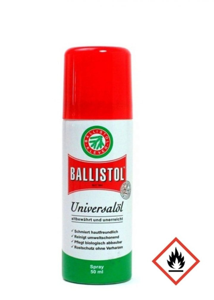 Ballistol Universalöl, 400 ml Spray DHBMM2015218100
