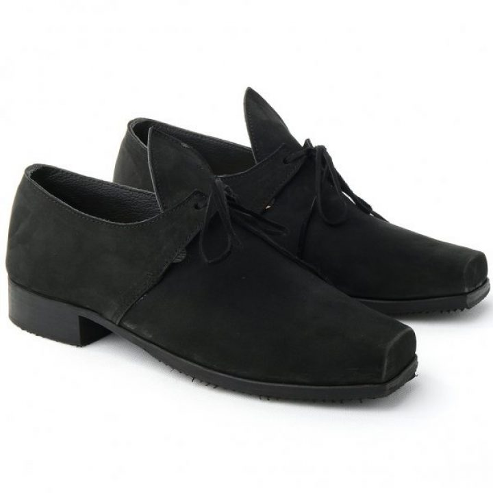 Barok Schoenen Zwart