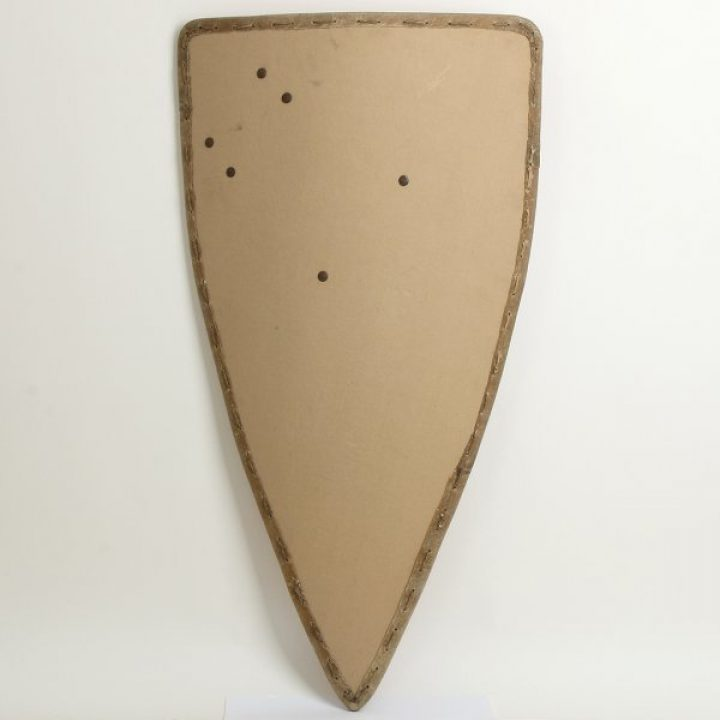 Battle Ready Kite Schild 10e-13e eeuws