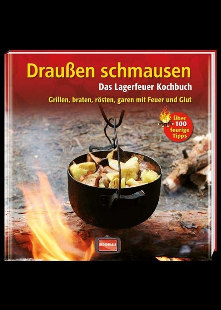 Buiten koken op de het open vuur