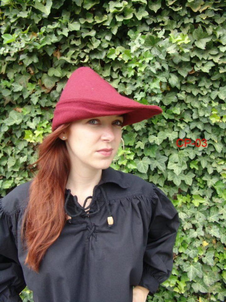 Robin-Hood-Hut Rot