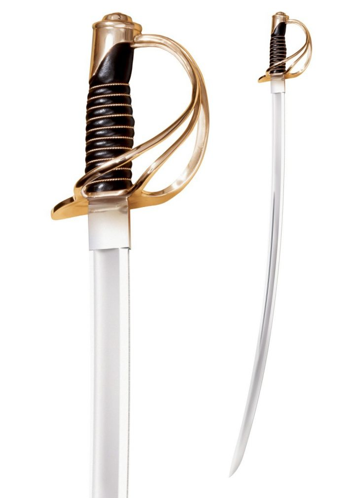 US Cavelry 1860 Saber Schaukampf Schwert fur linkshander