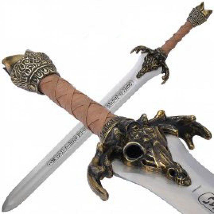 Conan de Barbarian Zwaard