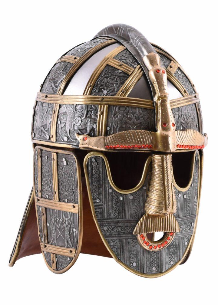 Viking Sutton hoo Helm 750-775 n. Chr.