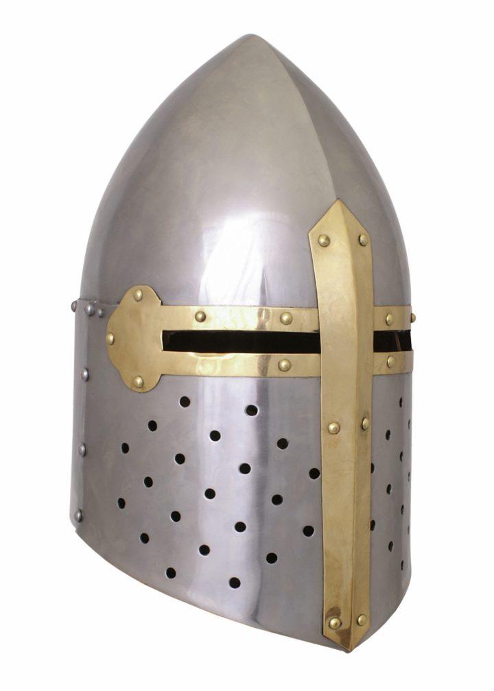 Sugar Loaf Helmet 14e eeuws