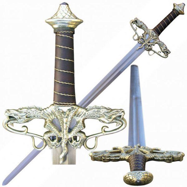 Draken zwaard