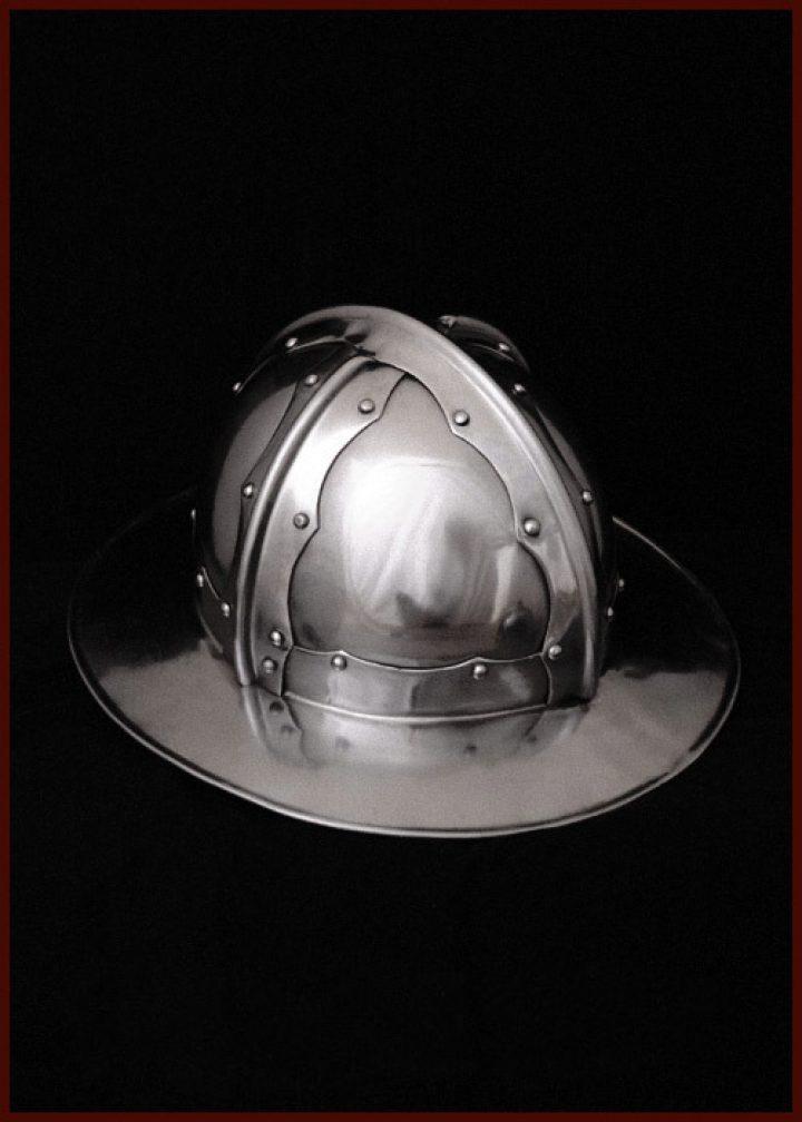 Monnikskap Helm Italiaans 15e eeuws