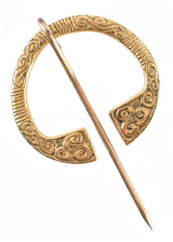 Ringfibel Keltisch