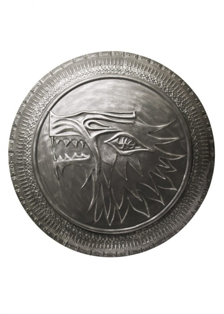 Game Of Thrones - Stark Infanterie-Schild