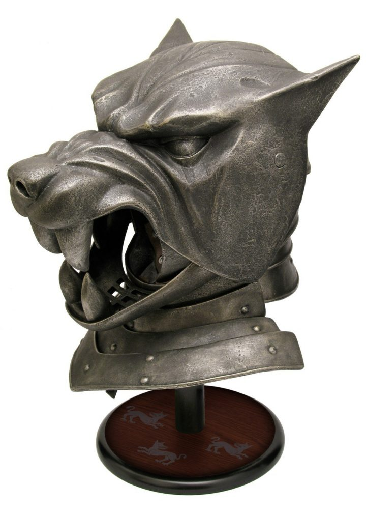 Game Of Thrones - The Hound's Helmet