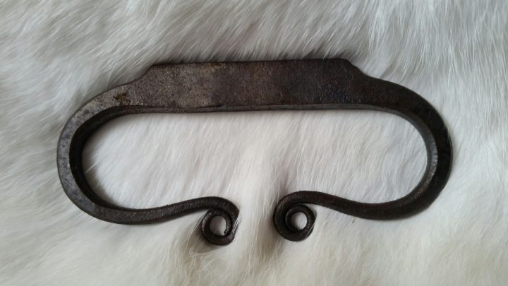 Handgesmede Viking Vuurslag