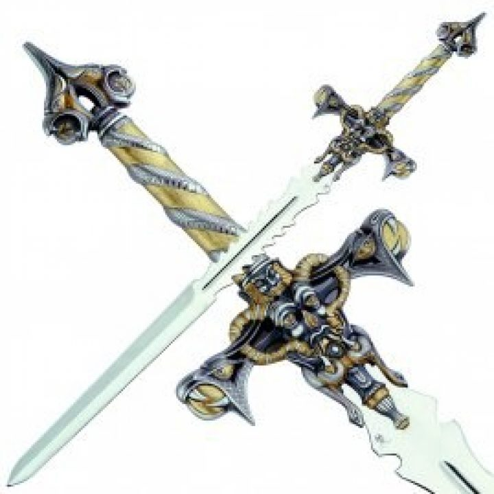 Wächter am Höllentor Schwert