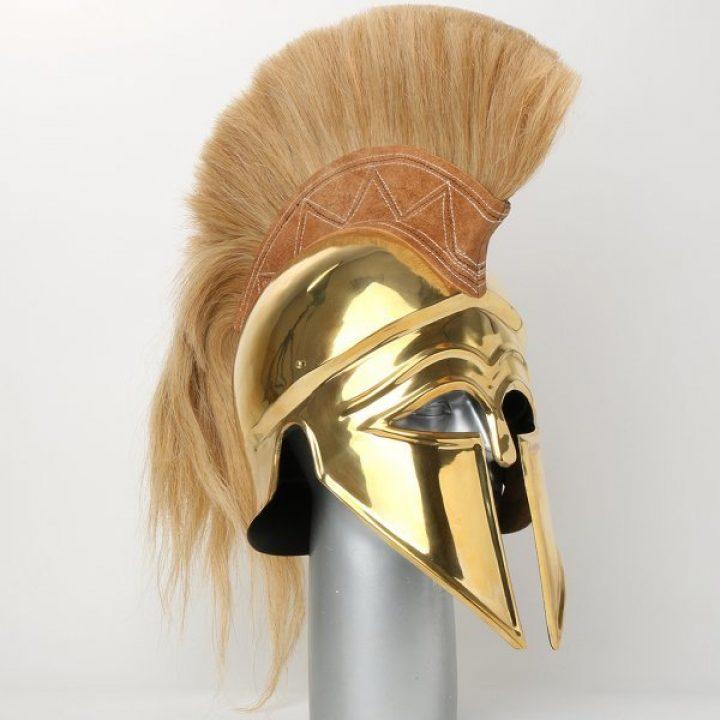 Korinthische Helm met Kam