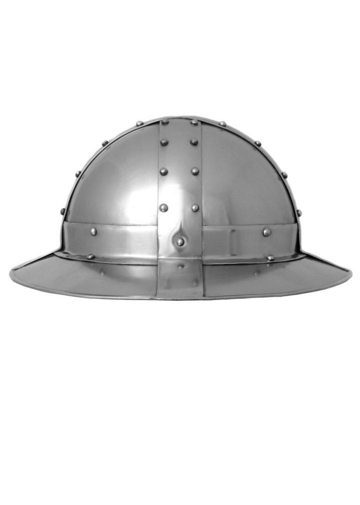 Ketelhoed Helm 14-15e eeuws