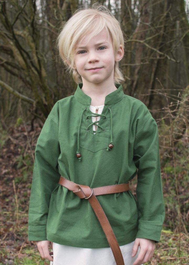 Kinder Blouse in Groen