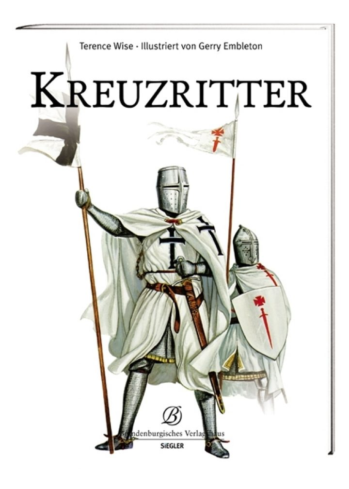 Kruisridders in de Middeleeuwen