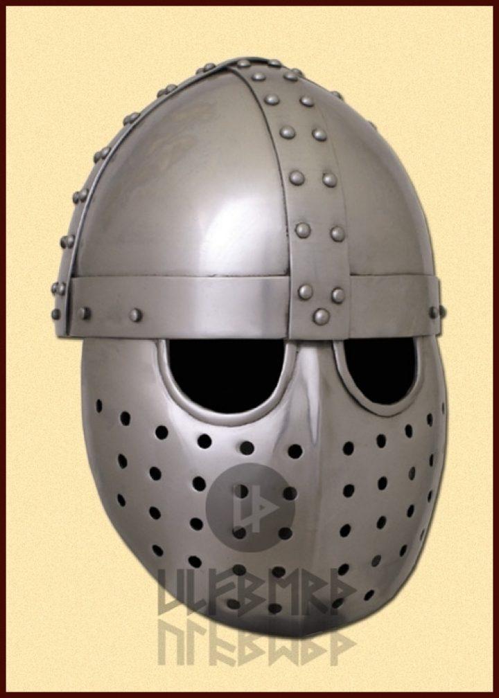 Kruisvaarders Helm 12e eeuws in S,M en L