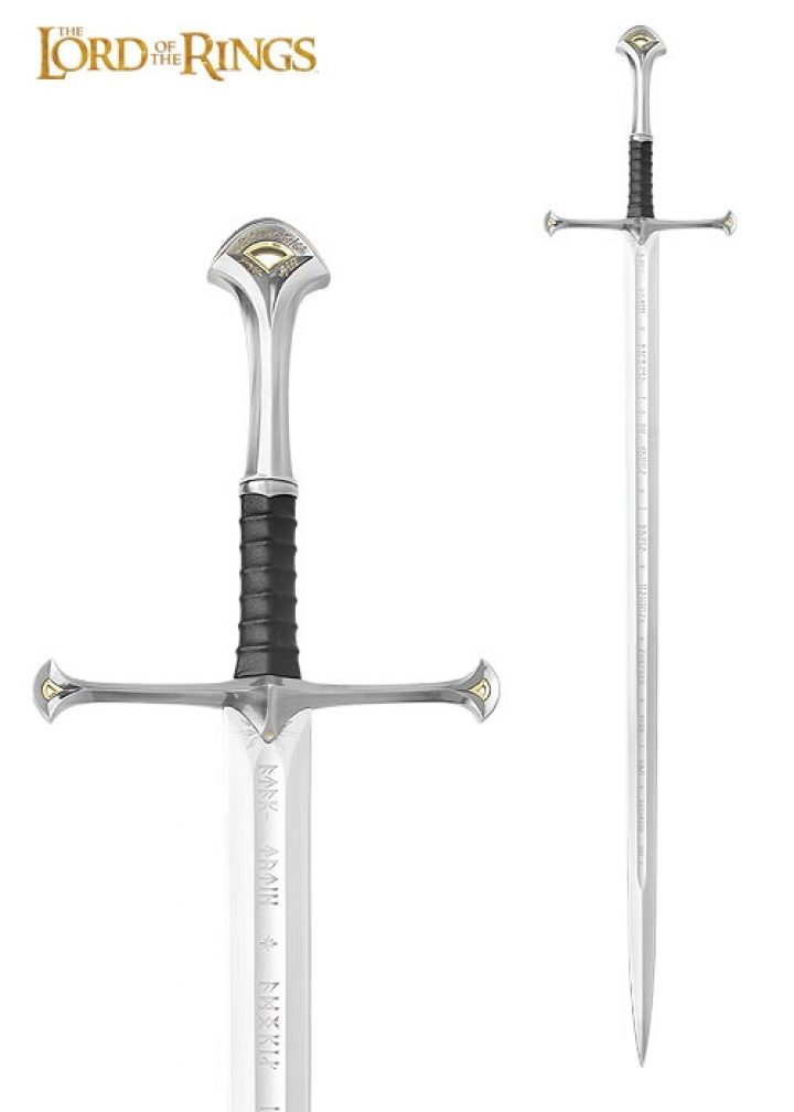 Lord Of the Rings Anduril Zwaard