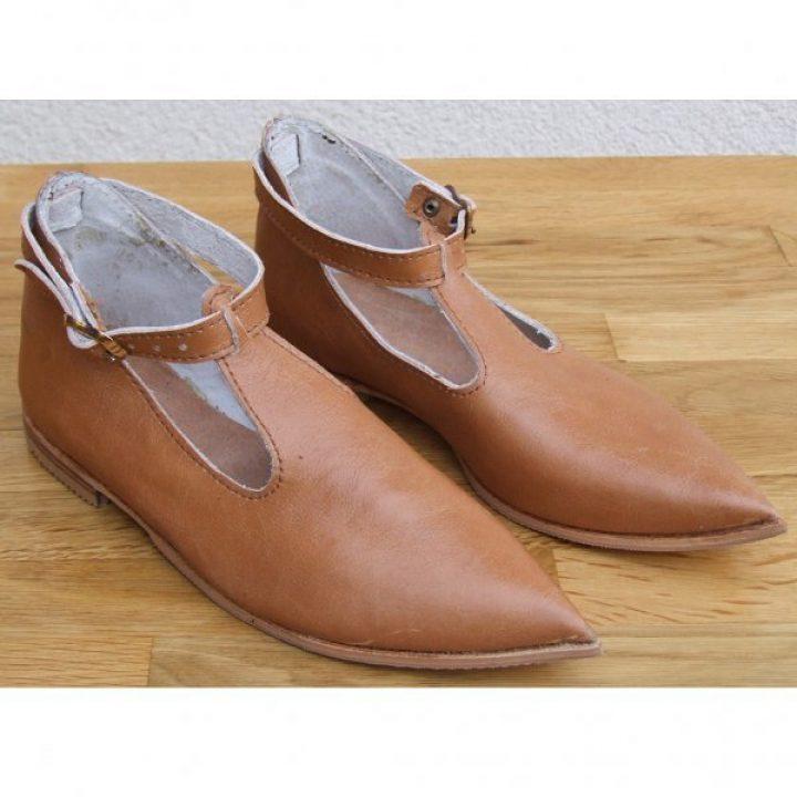 Mittelalter Damen Schuhe