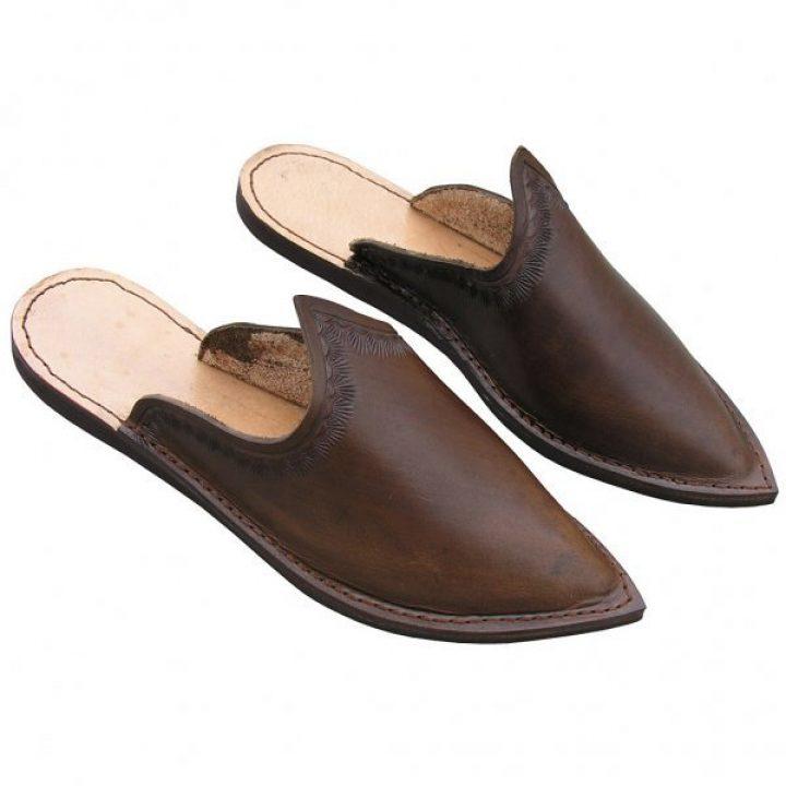 Middeleeuwse Pantoffels