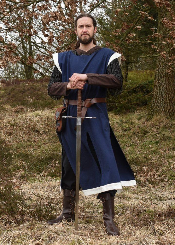 Middeleeuwse Tuniek in verschillende Kleurstellingen!
