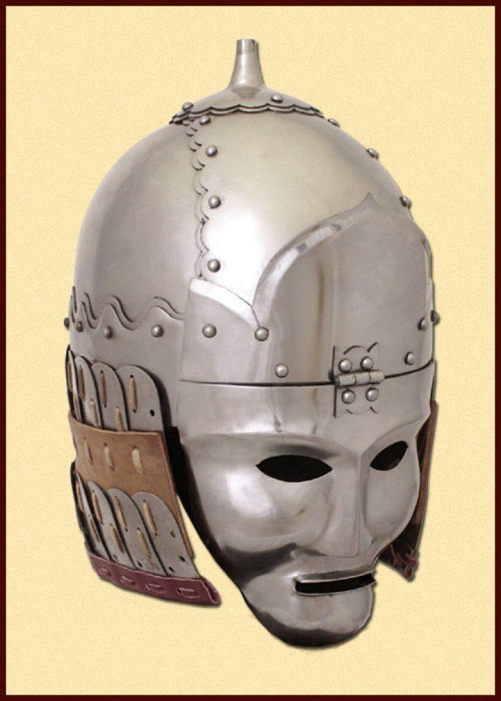 Mongoolse Helm 14e eeuws