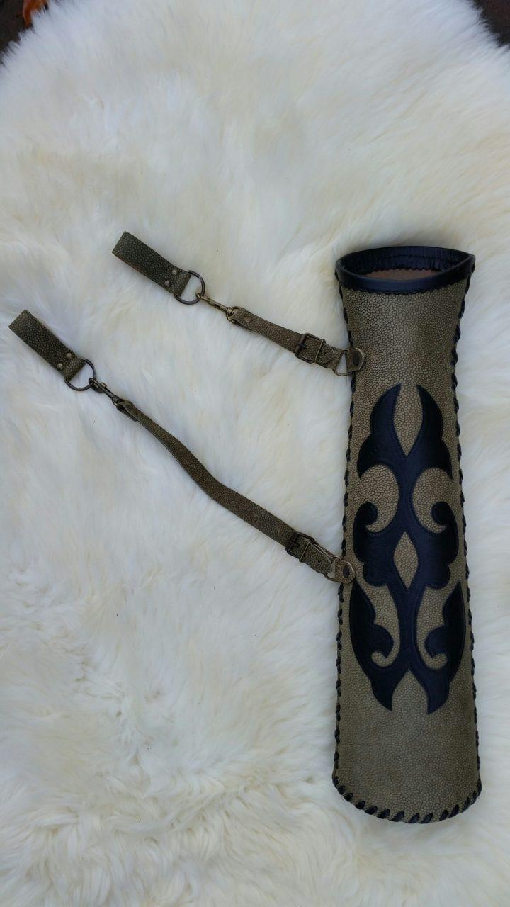 Pijlenkoker - Quiver voor aan de riem