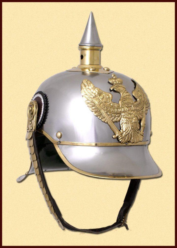 Pruissen Helm 1889
