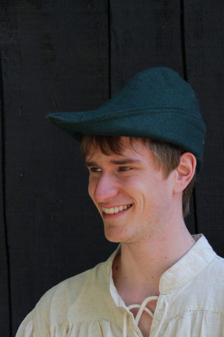 Robin-Hood-Hut Grun
